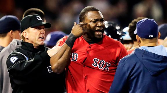 4 Red Sox Tossed Within Boston' t Walk-Off Earn