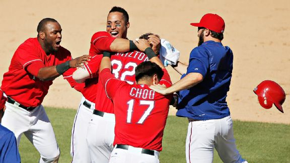 Rangers Win