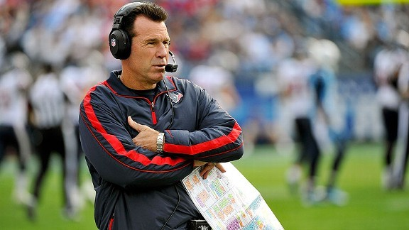 Texans fire head coach Gary Kubiak