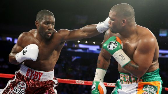 Mike Perez, Bryant Jennings