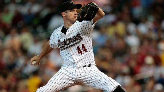 Roy Oswalt Roy Oswalt a Three-time