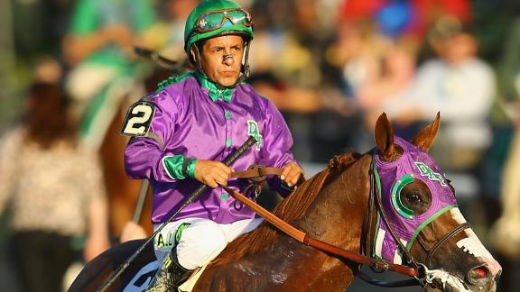 California Chrome Triple Crown Collapse A Sign Of The