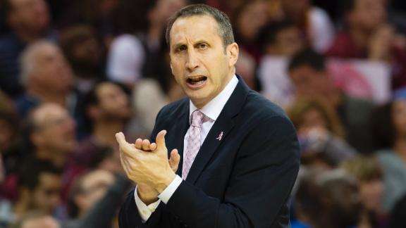 gm: blatt to remain cavs coach - abc news, Esstisch ideennn