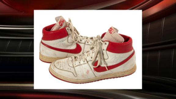 Michael Jordan First Shoe Deal