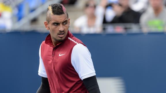 Nick Krygios Fined For Sledging Stan Wawrinka; Swiss Netter — Tennis News