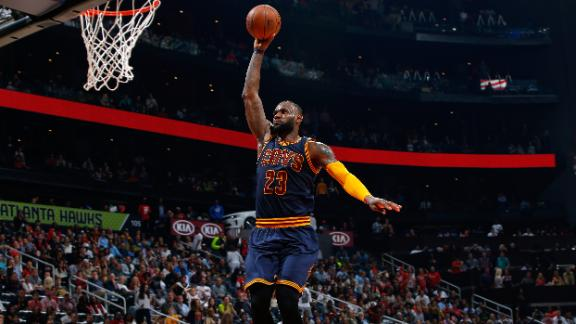 At 31, LeBron James is dunking over ideas that he's getting old - ABC News