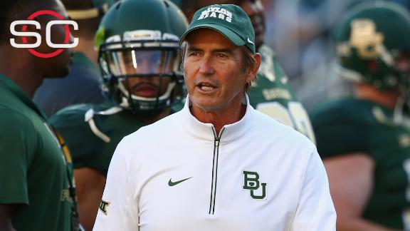 Did Art Briles Reneg On A Promise After Settlement...?