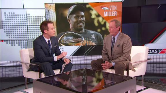 Broncos improved contract offer to Von Miller