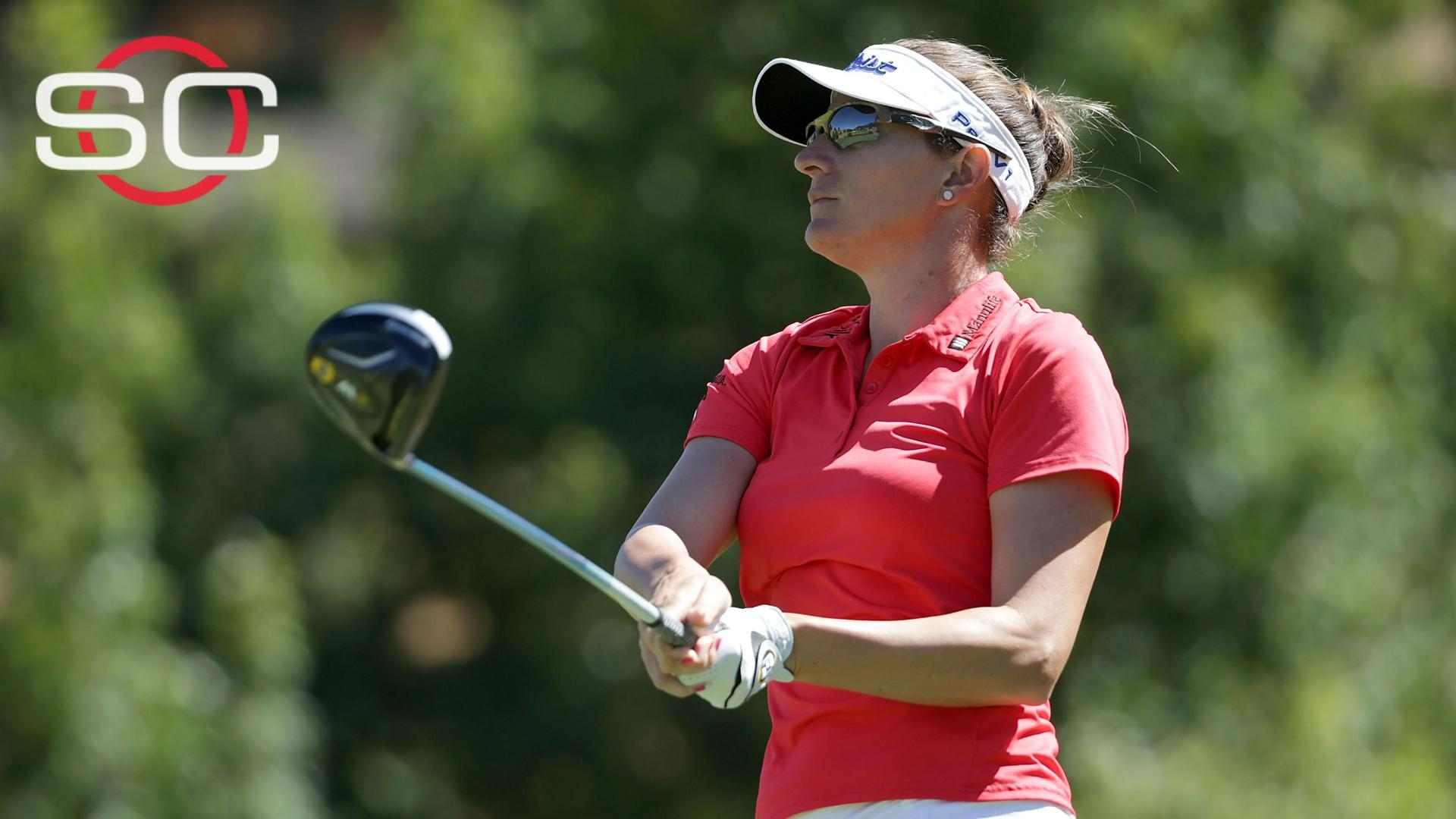 Lee leads the way at U.S. Open as big names struggle