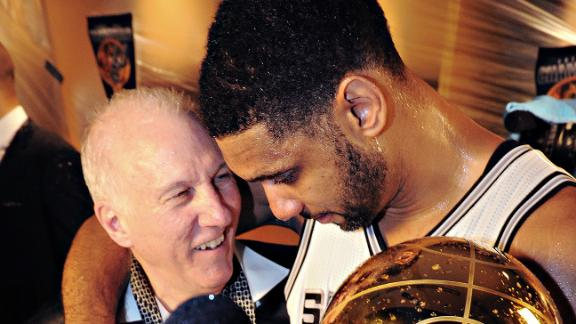 Spurs to retire Tim Duncan's jersey