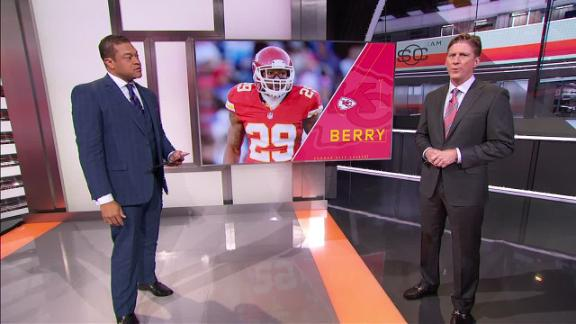 Chiefs Fail To Reach Deal With Safety Eric Berry