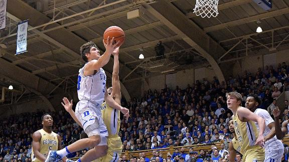 Grayson Allen Plays For Duke 1 Game After Suspension & People Are Pissed
