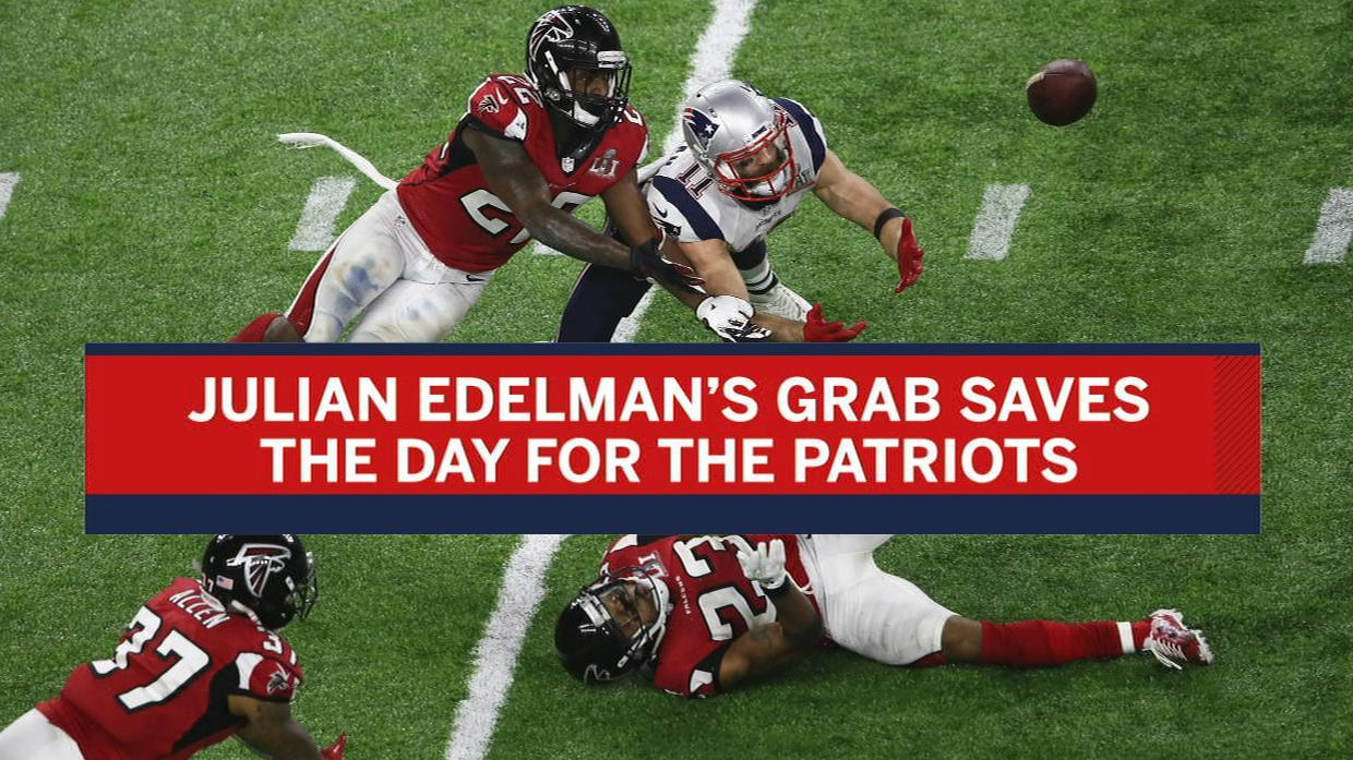 New England Patriots Sign Julian Edelman to Contract Extension