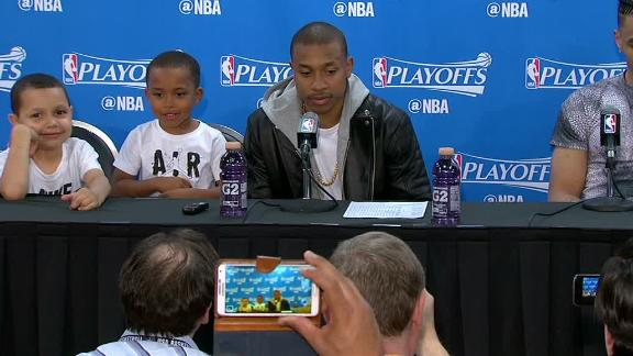 Isaiah Thomas: Full focus still hard to come by after sister's death