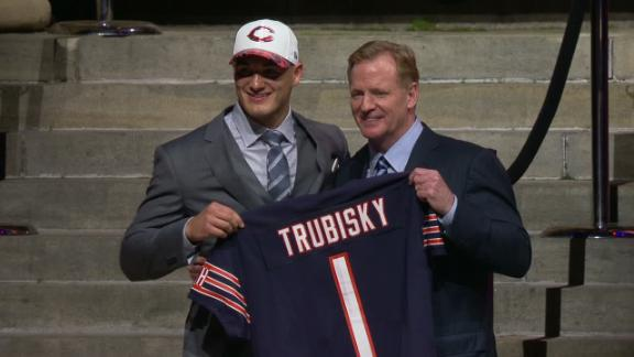 Why Did The Bears Give Up So Much For Mitch Trubisky?