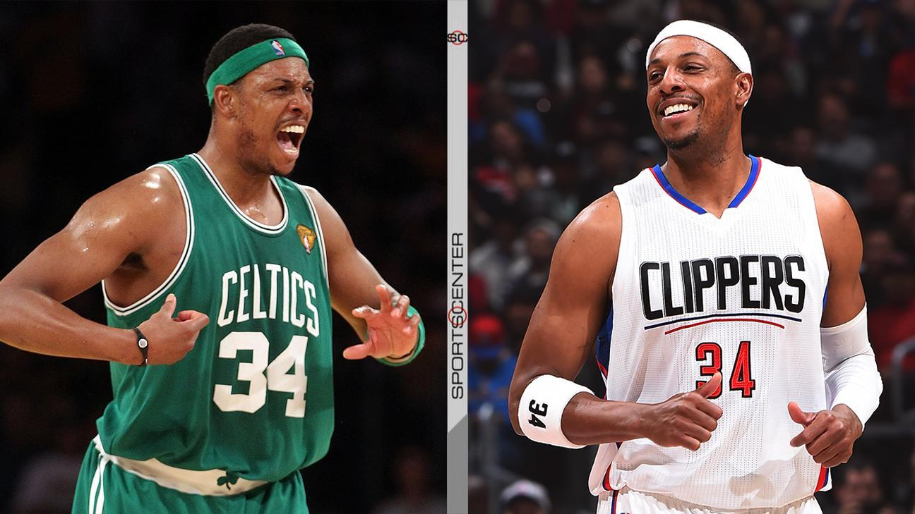 Paul Pierce to retire as a member of the Celtics