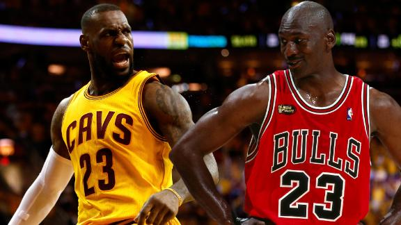 LeBron James says has beaten stacked teams like Warriors before