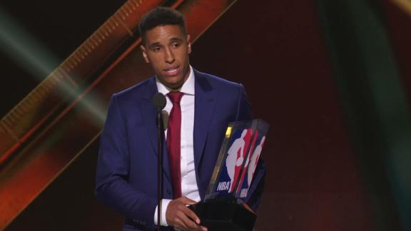Brogdon takes NBA Rookie of the Year