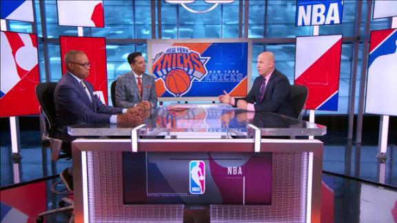 Hawks won't match Knicks' $71M offer to Tim Hardaway Jr