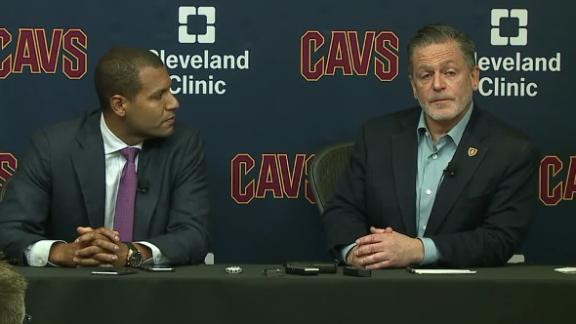 Rose signs 1-year, $2.1 million contract with Cavaliers