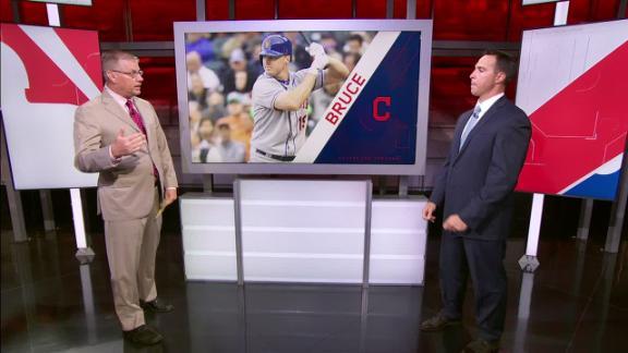 Major League Baseball trade rumors: Jay Bruce traded to Indians