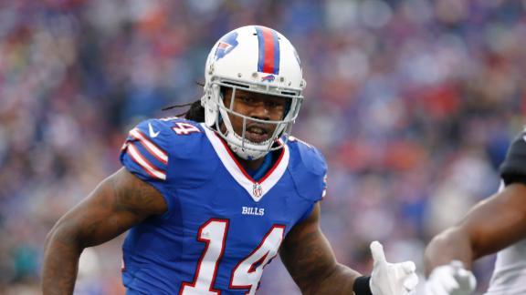 Bills ship Sammy Watkins to Rams, get Jordan Matthews from Eagles