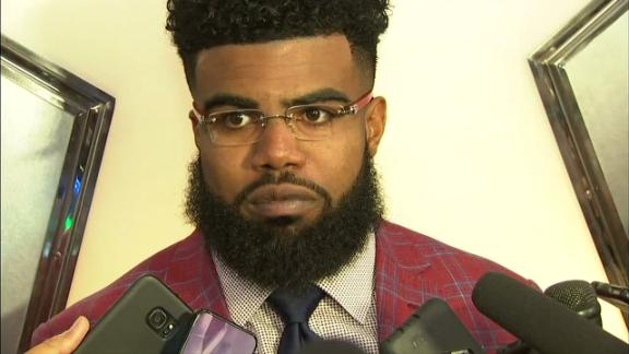 National Football League  appeals Ezekiel Elliott's injunction to 5th Circuit