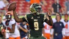 USF's Charlie Strong: We wanted night to be 'special' for Irma victims