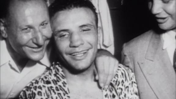 Raging Bull boxer Jake LaMotta dies aged 95