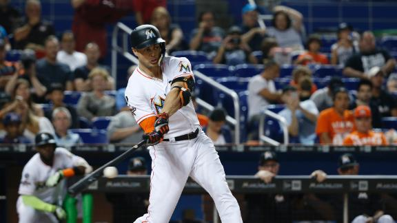 Giancarlo Stanton Closing in on 60 Homers and NL MVP