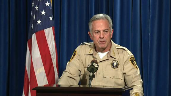 Vegas sheriff: No evidence officers mistreated NFL player