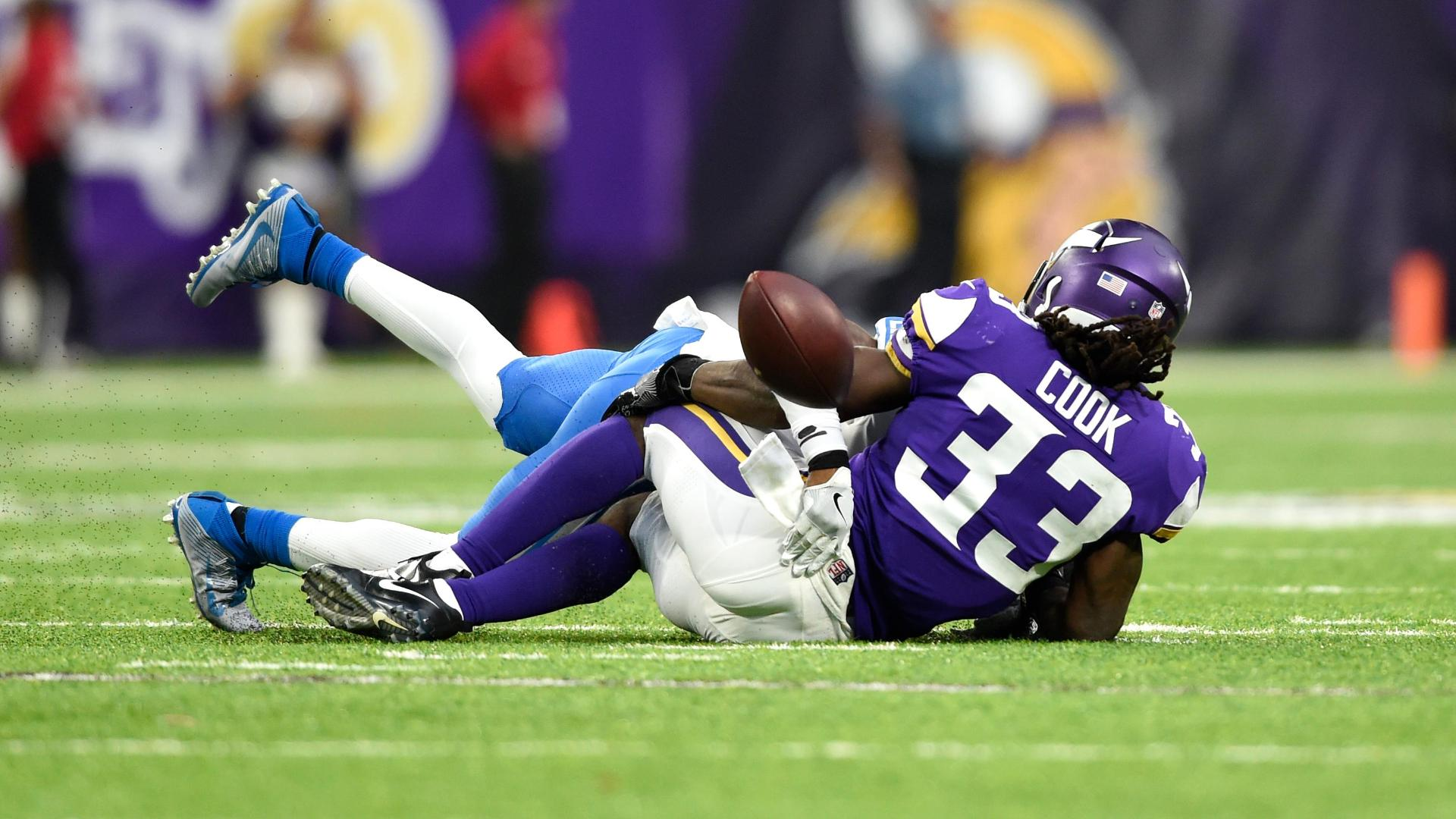 Scouting the Opponent: Observations of the Minnesota Vikings' offense
