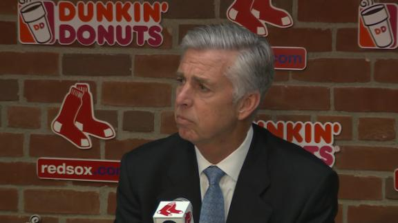 Boston Red Sox to interview candidate for new manager