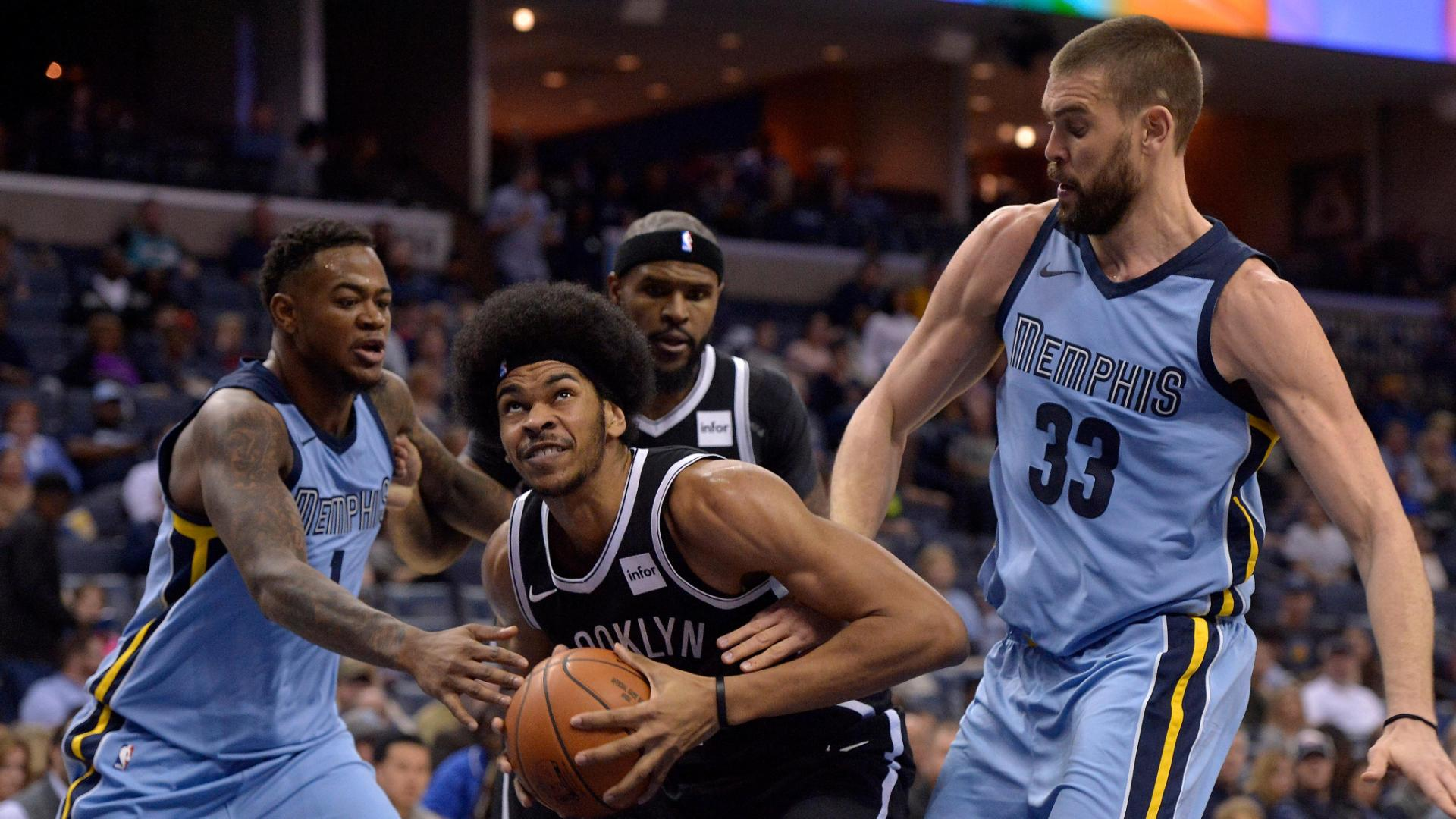 Marc Gasol unhappy with sitting down stretch on Sunday