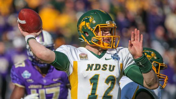 NDSU ends JMU 26-game winning streak for sixth FCS Championship