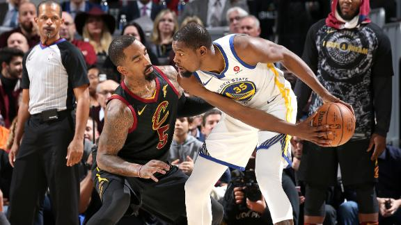 Golden State Warriors want to 'send a message' against slumping Cavs