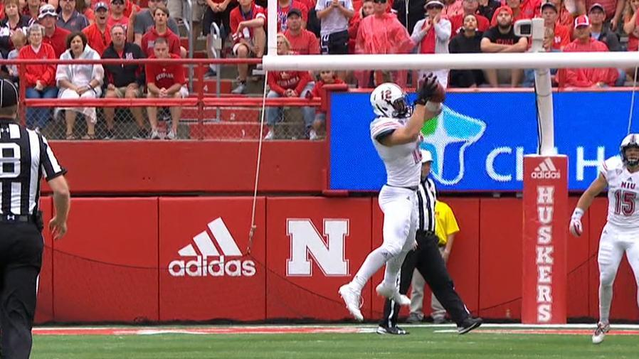 Tanner Lee interceptions prove costly in Northern Illinois upset of Nebraska