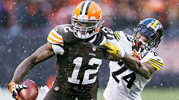 Clevelands Josh Gordon