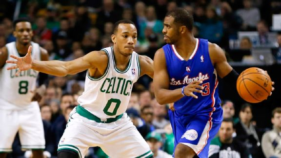 Chris Paul, Avery Bradley