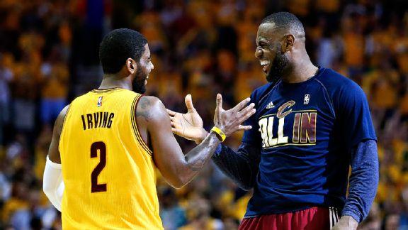Irving/James