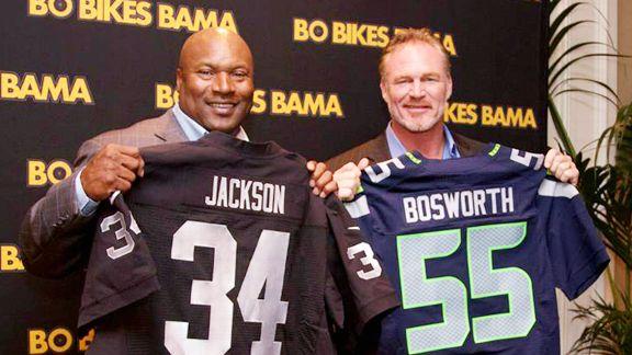 Bo Jackson, Brian Bosworth