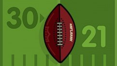NFL Ranking 30-21