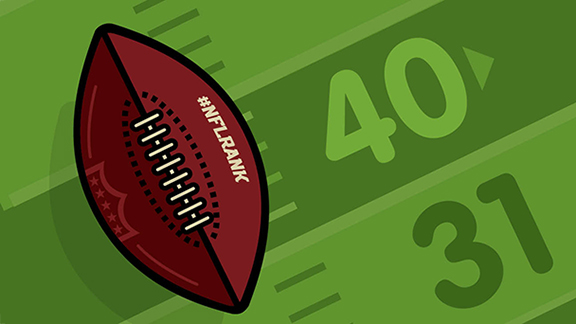 NFL Ranking 40-31