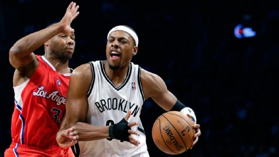 Paul Pierce. Willie Green
