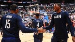 Team USA v. China