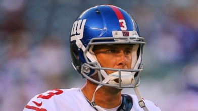 Josh Brown New York Giants