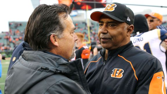 Jeff Fisher, Marvin Lewis