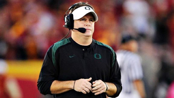 Chip Kelly To Decide Between Florida, UCLA