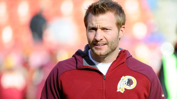 Los Angeles Rams make historic move, name Sean McVay next head coach