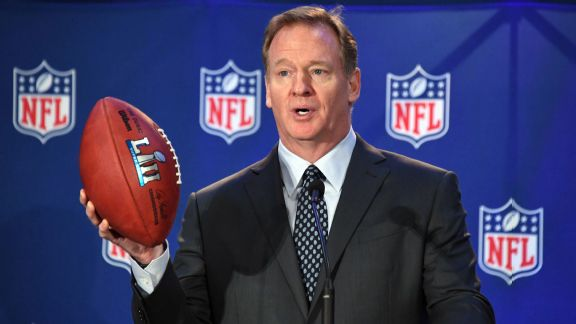 Goodell, NFL close to contract extension through 2024